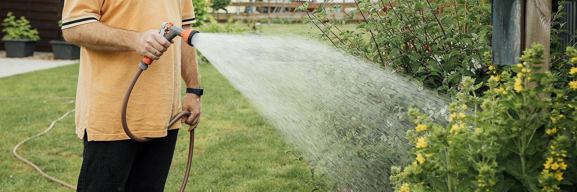 Gartenwasserzahler